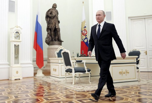 It's back to the future in Putin's Europe