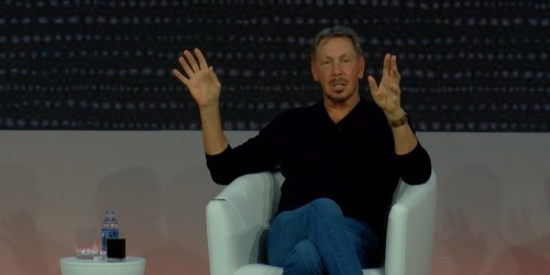 Larry Ellison gives Oracle's board five candidates for the next CEO