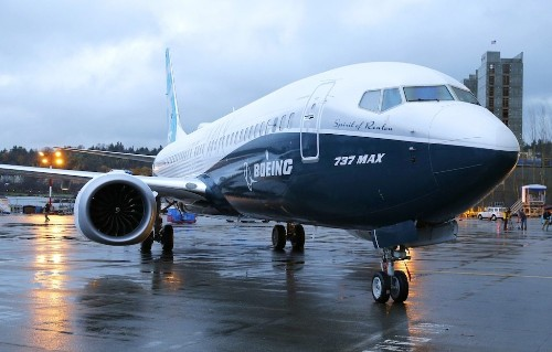 Boeing misses on earnings, suspends its forecast over uncertainty around the 737 Max (BA)