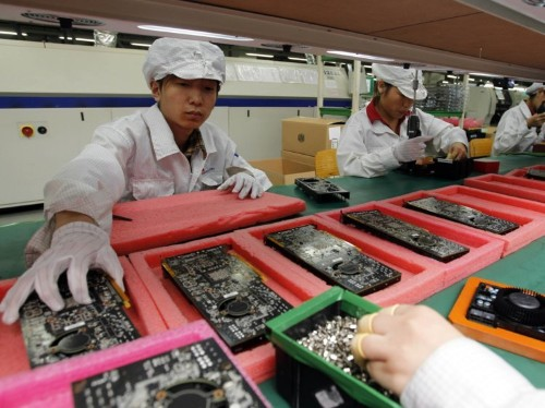 The company that builds iPhones, Kindles, and PlayStations is launching a multibillion-dollar acquisition