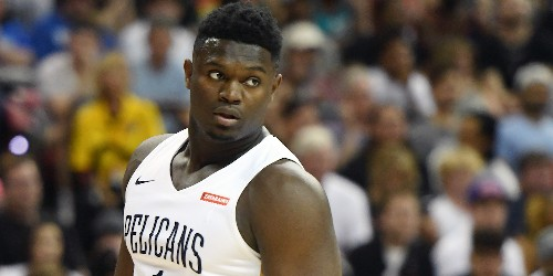 Zion Williamson injury means he'll miss start of NBA season - Business Insider