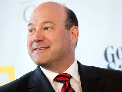 Goldman Sachs' 2nd-most-powerful executive pulled an audacious move to get his 1st job on Wall Street