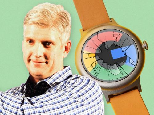 Google's broken smartwatch dreams