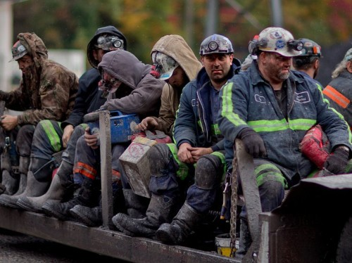 Coal is doomed no matter what Trump does