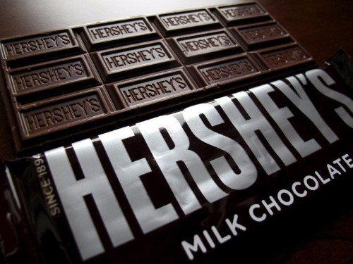 Hershey is taking a big step away from candy