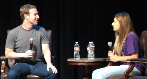 Mark Zuckerberg To High School Students: Understanding Technology Is Critical If You Want 'A Job That Pays More'
