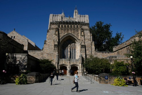 Yale's humanities programs just got their largest-ever donation — and it was given anonymously