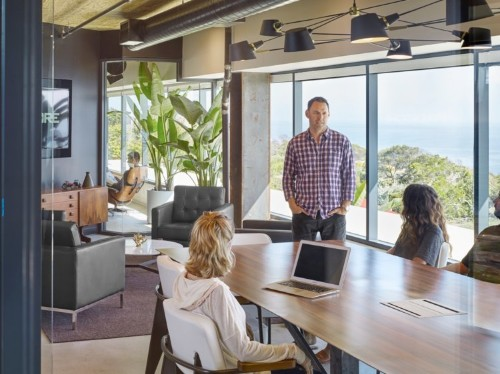 Take a look around $3 billion Procore's office, near the Pacific Ocean