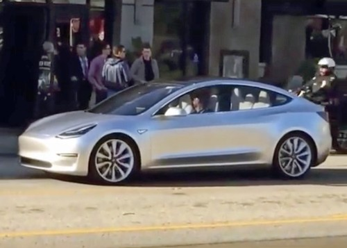 There's no question that the Tesla Model 3 will launch on schedule in 2017