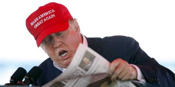 Here are all the major newspaper editorial boards that support impeaching Trump - Business Insider