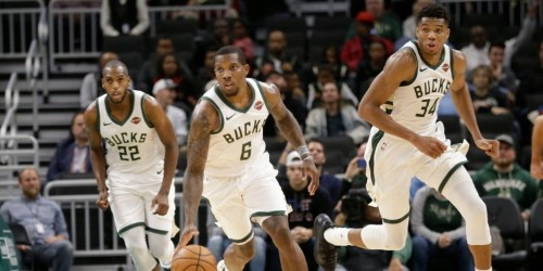 The GM of the Milwaukee Bucks — the No. 1 team in the NBA — explains why he believes they've built a legitimate contender