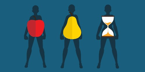 There are 3 body shapes — here's what each reveals about your health