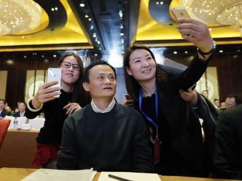 Alibaba is making a big play in the smartphone market