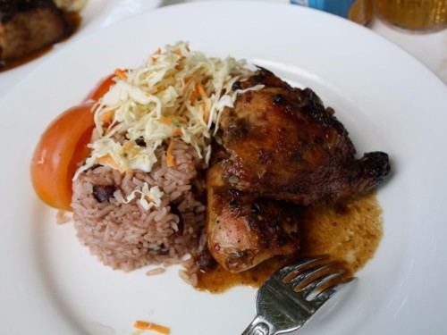 Ikea faces backlash for jerk chicken with rice and peas