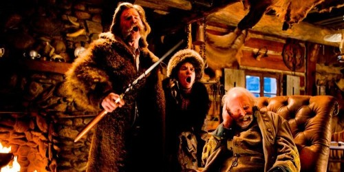 Here's the 1st trailer for Quentin Tarantino's ultraviolent next movie, 'The Hateful Eight'