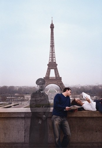 Photographer Reveals The Secret History Behind Contemporary Scenes