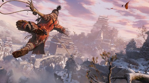 An upcoming ninja action game from the creators of 'Dark Souls' and 'Bloodborne' could be the sleeper hit of the year