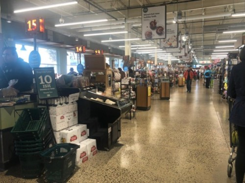 We compared Whole Foods stores in the city and in the suburbs — and the winner was clear for a key reason