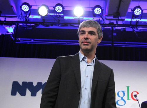 Google founder Larry Page threatened to leave if the company didn't find a way to keep him in control, newly unsealed court docs reveal