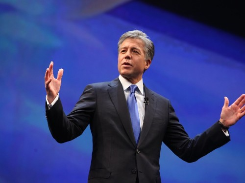 SAP CEO Bill McDermott is stepping down - Business Insider