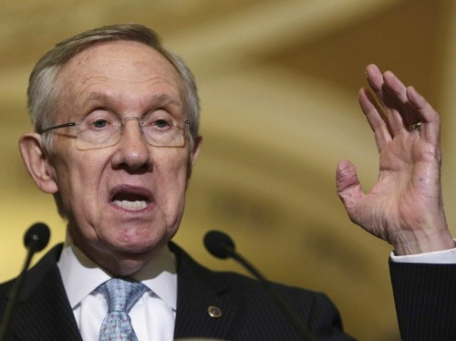 The Senate Just Blocked The Unemployment Insurance Extension