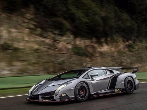There's a new Lamborghini coming