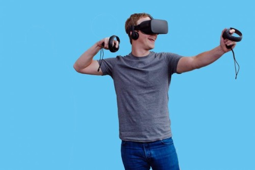Mark Zuckerberg just gave the world his vision for the future of VR