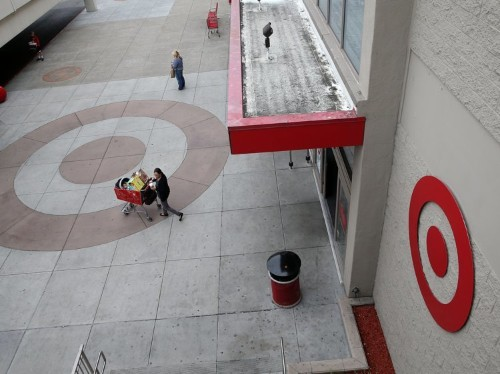 Target moves to restock Amazon-branded products