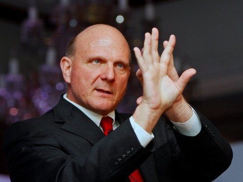 After investing in Twitter, Steve Ballmer gave up investing