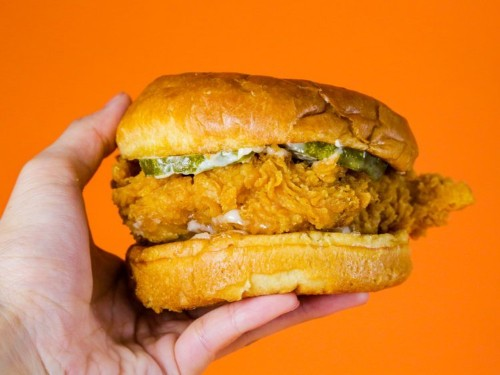 Popeyes is selling out of chicken sandwiches as the frenzy over the new menu item reaches a fever pitch