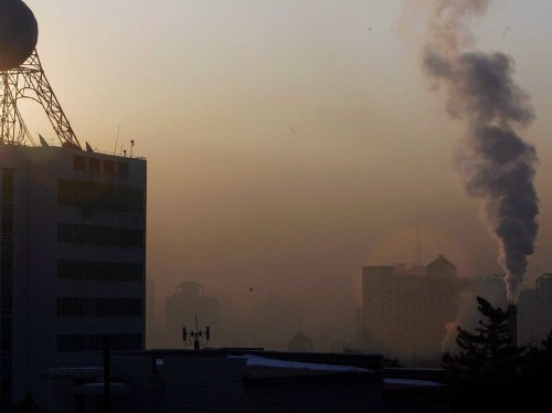 Air Pollution In Northern China Steals 5 Years Of Life From The Average Person