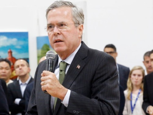 Jeb Bush allies are reportedly threatening to open the floodgates against Marco Rubio