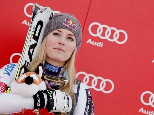 Ski Champion Lindsey Vonn Has 'Successful' Knee Surgery