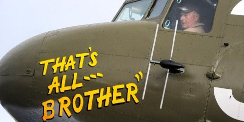 World War II C-47 saved from boneyard, to join D-Day 75th anniversary