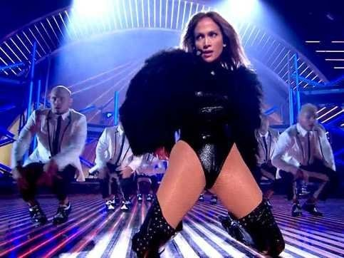 Jennifer Lopez's Raunchy Performance Causes Scandal On British TV