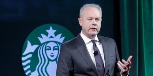 Starbucks board: Apple, Nike, Domino's Pizza execs join