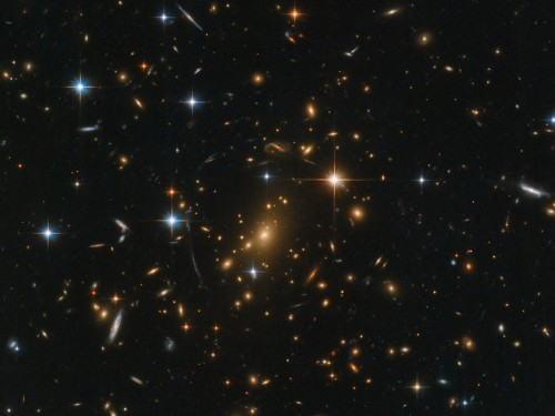 NASA analysed a photo taken by the Hubble Telescope so we can hear what space 'sounds like'
