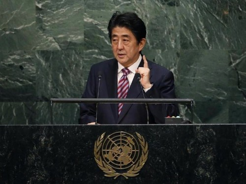 Japan must solve own problems before accepting refugees