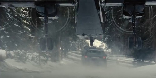 Daniel Craig's stunt double explains what it was like to film the insane plane chase in 'Spectre'