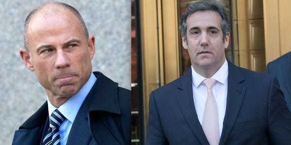 Michael Avenatti now thinks Michael Cohen 'is ready to tell the truth' - Business Insider