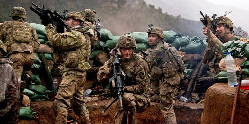 US draws up plans for a quick and complete withdrawal from Afghanistan - Business Insider