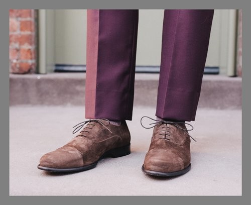 This is the one type of dress shoe every guy should own