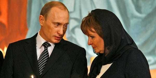 Vladimir Putin's children: their names, ages, why he keeps them secret - Business Insider