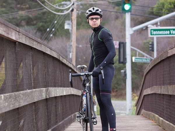 PayPal's Max Levchin makes exercise and healthy eating a routine - Business Insider