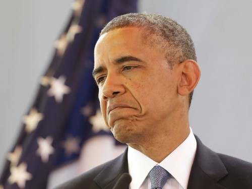 Last Year President Obama Reportedly Told His Aides That He's 'Really Good At Killing People'