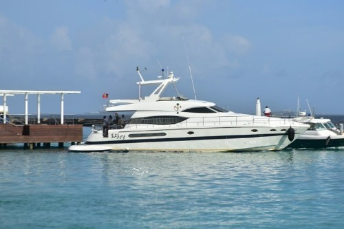 The vice president of the Maldives has been arrested over a bomb plot to assassinate the president on his speedboat