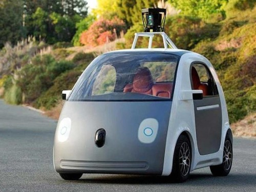 China's Baidu Is Working On A Self-Driving Car Concept That Sounds Less Terrifying Than Google's