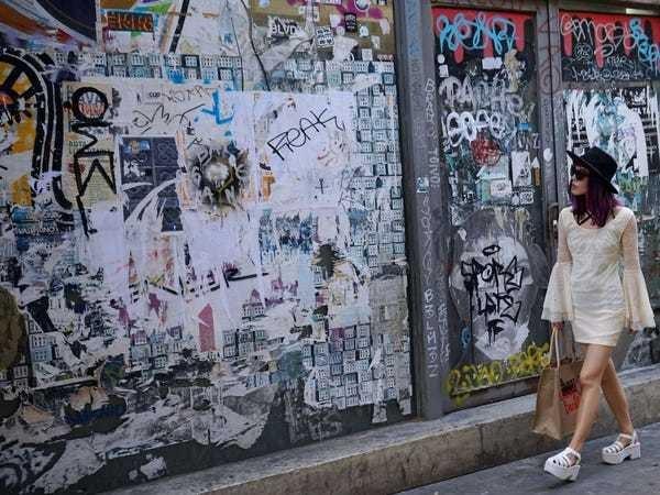 23 beautiful photos of Spain's hippest neighborhoods - Business Insider