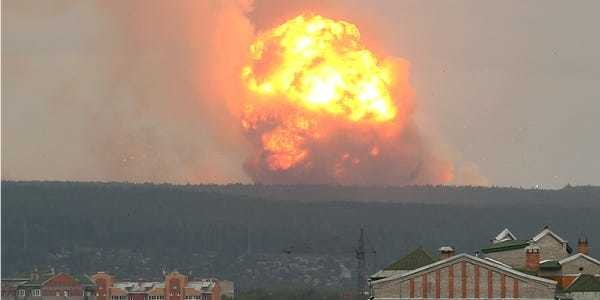 New details on Russia's mysterious missile disaster suggest a nuclear reactor blew up - Business Insider