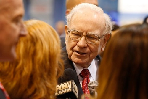 WARREN BUFFETT: Here's the best place to invest your money